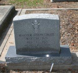 "Malcolm Joseph ""Mack"" Chustz"