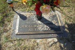 "Geraldine ""Gerry"" Reynolds"