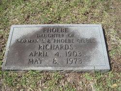 Phoebe Richards
