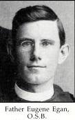 Rev Fr Eugenius Egan