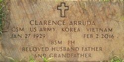 CSM Clarence Arruda