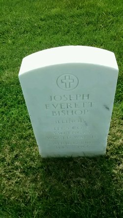Joseph Everett Bishop