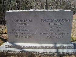 Dorothy Lee <I>Arrington</I> Richards