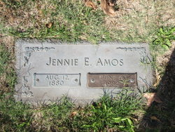 Jennie E. Amos