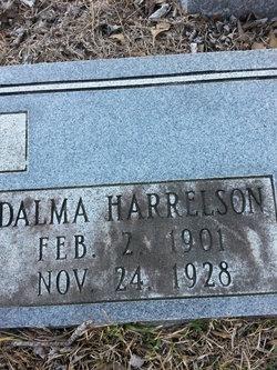 Dalma <I>Harrelson</I> McKee