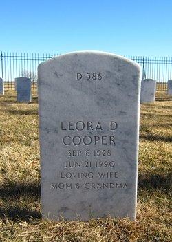 Leora Donna Cooper