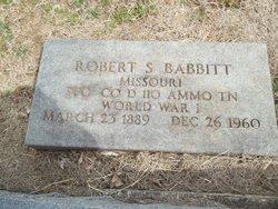 Robert Sturgis Babbitt