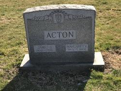 James J Acton