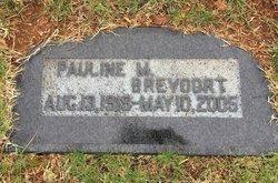 Pauline M. <I>Tabor</I> Brevoort
