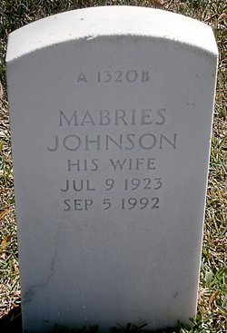 Mabries Johnson