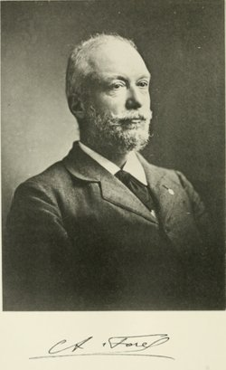 Dr Auguste Forel