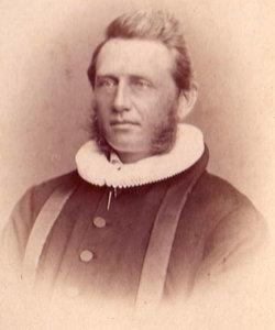 Rev Ulrik Vilhelm Koren