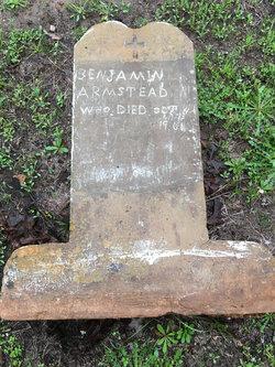 Benjamin Armstead