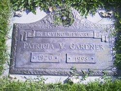 Patricia V Gardner
