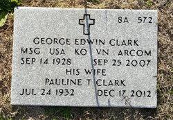 George Edwin Clark