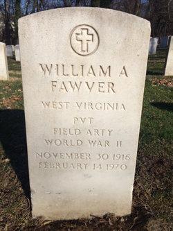 William Fawver
