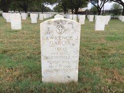Lawrence J Garcia