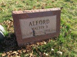 Walter Blackburn Alford