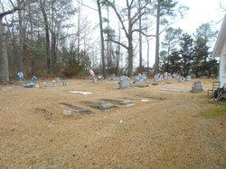 Saint Mark AME Zion Church Cemetery
