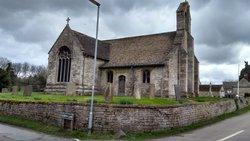 St John the Baptist Churchyard