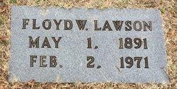 Floyd Wesley Lawson