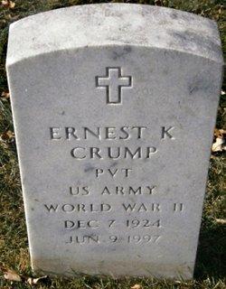 Ernest K Crump