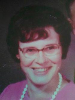 Martha Earline <I>Stimmel</I> Blocker