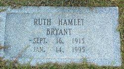 Ruth <I>Hamlet</I> Bryant