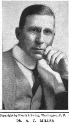 Adolph Caspar Miller