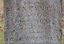 Joseph M. Marshall