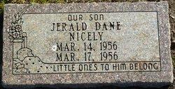 Jerald Dane Nicely