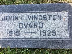 John Livingston Ovard