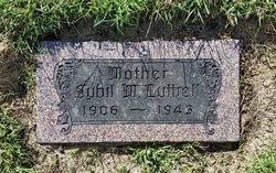 Sybil Margaret <I>Redding</I> Luttrell