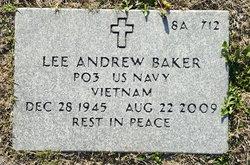 Lee Andrew Baker