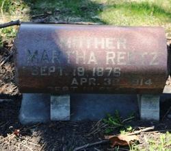 Martha Reetz