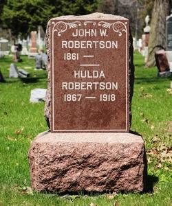 Hulda Robertson