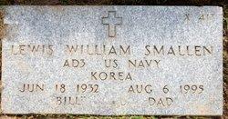 """Lewis William """"Bill"""" Smallen"""