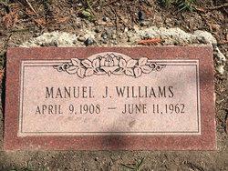 Manuel Jacob Williams