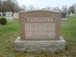 Charles Hedley Atcherley