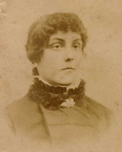 Evangeline Constance <I>Boddington</I> Thompson