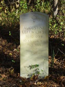 Augustine Leftwich, Sr