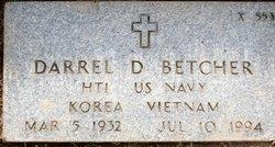 Darrel D Betcher