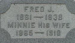 Fredrick J Abraham