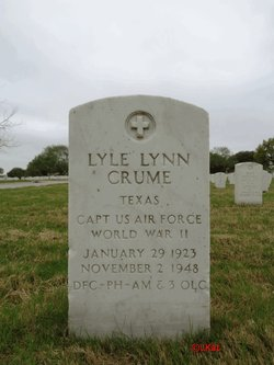 Lyle Lynn Crume