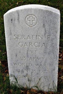 Serafin F Garcia