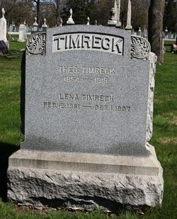 Lena Timreck