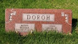 John F Doroh