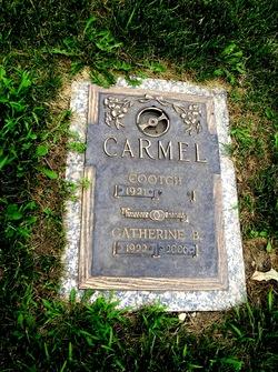 Catherine B. Carmel