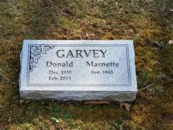 Marnette Garvey