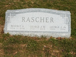 Beverly A. Rascher